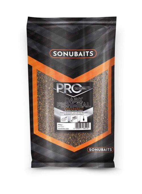Sonubaits Pro Dark Fishmeal Groundbait 900gr