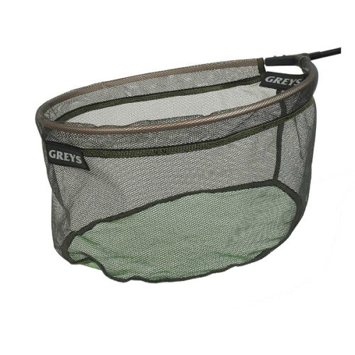 "Greys Rubbermesh 18"" net"