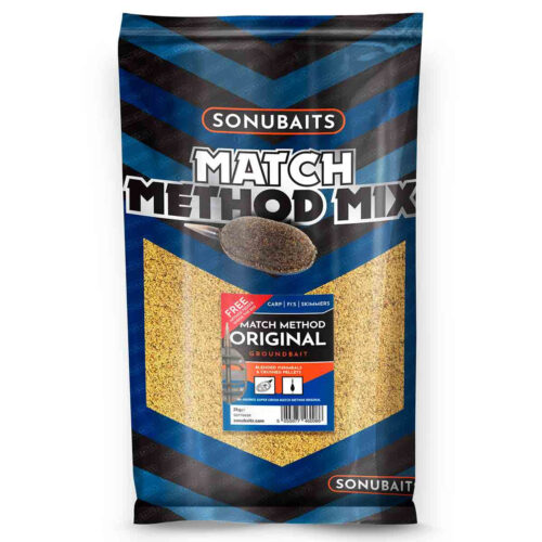 Sonubaits Groundbait Match Method Mix 2kg