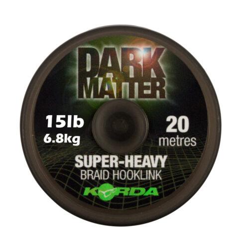 Korda Dark Matter Super Heavy 15lb