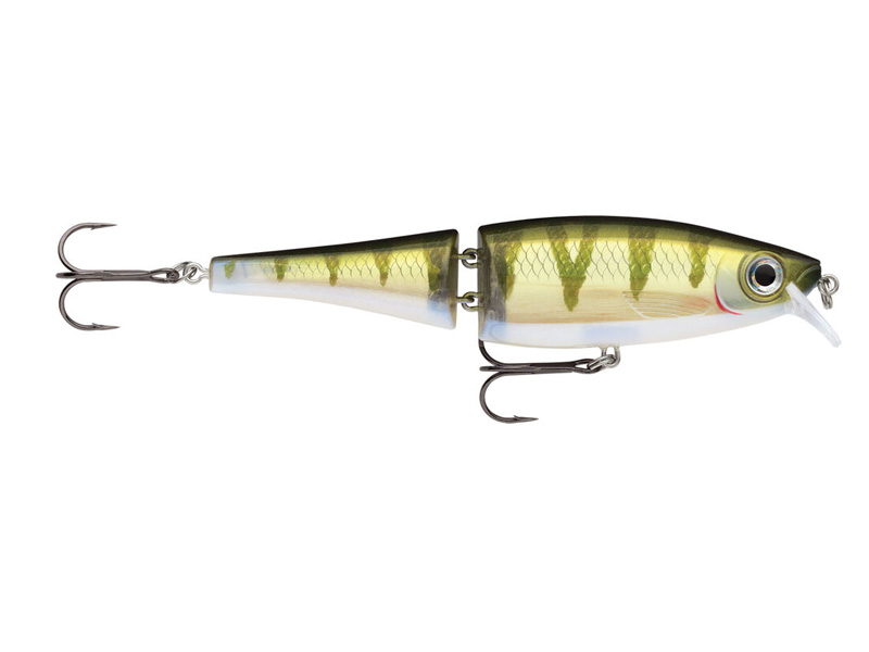 Rapala BX Swimmer Yellow Perch 12Cm