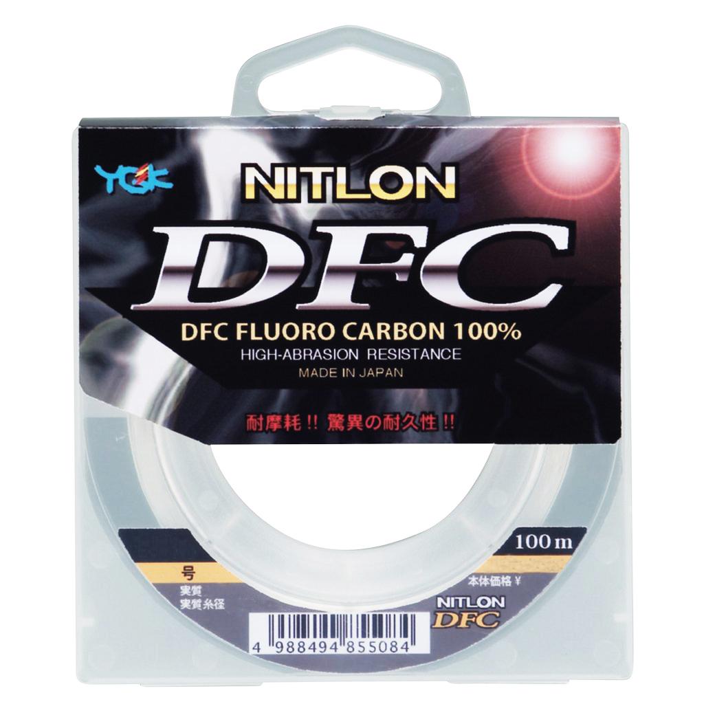 YGK Nitlon DFC 100% Fluoro Carbon 100m - 13lb - 0.305mm