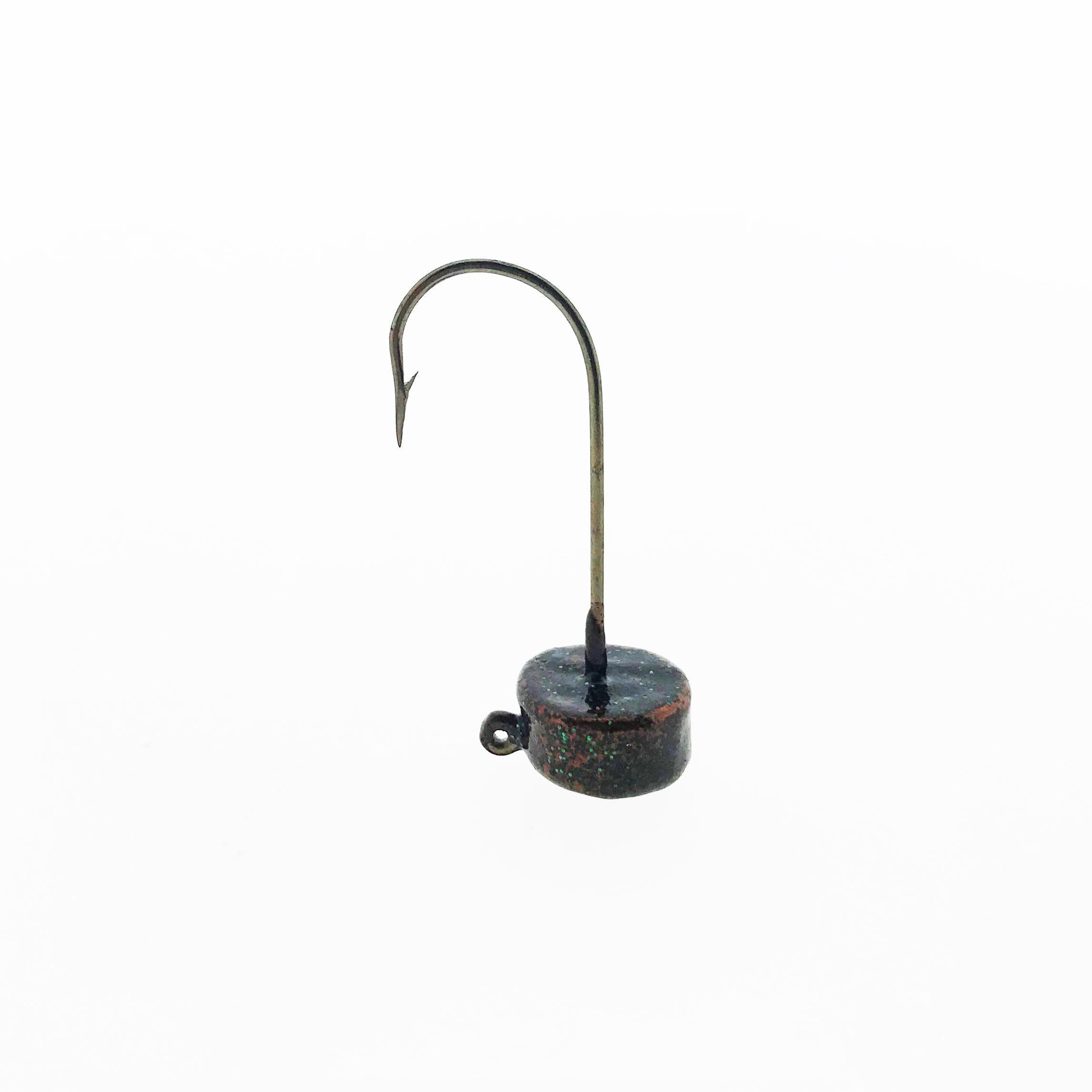 Ned Rig Standup Jighead 2/0 5gr Copper/Green