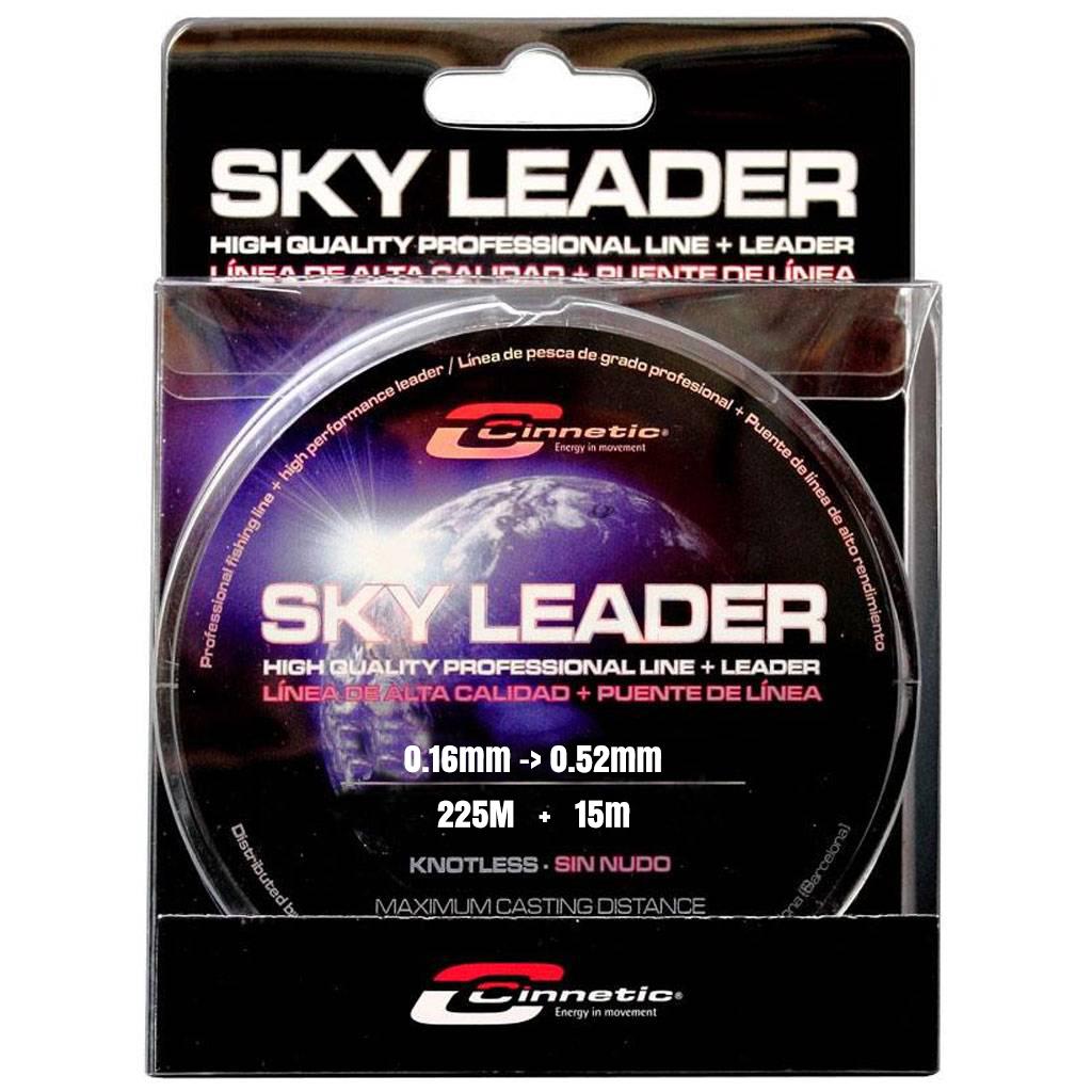 Cinnetic Skyleader 0.16 mm / 0.52 mm 225m + 15m