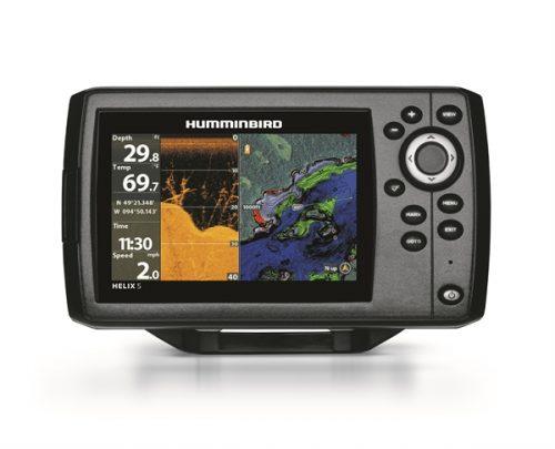 Humminbird Helix 5 DI GPS G2