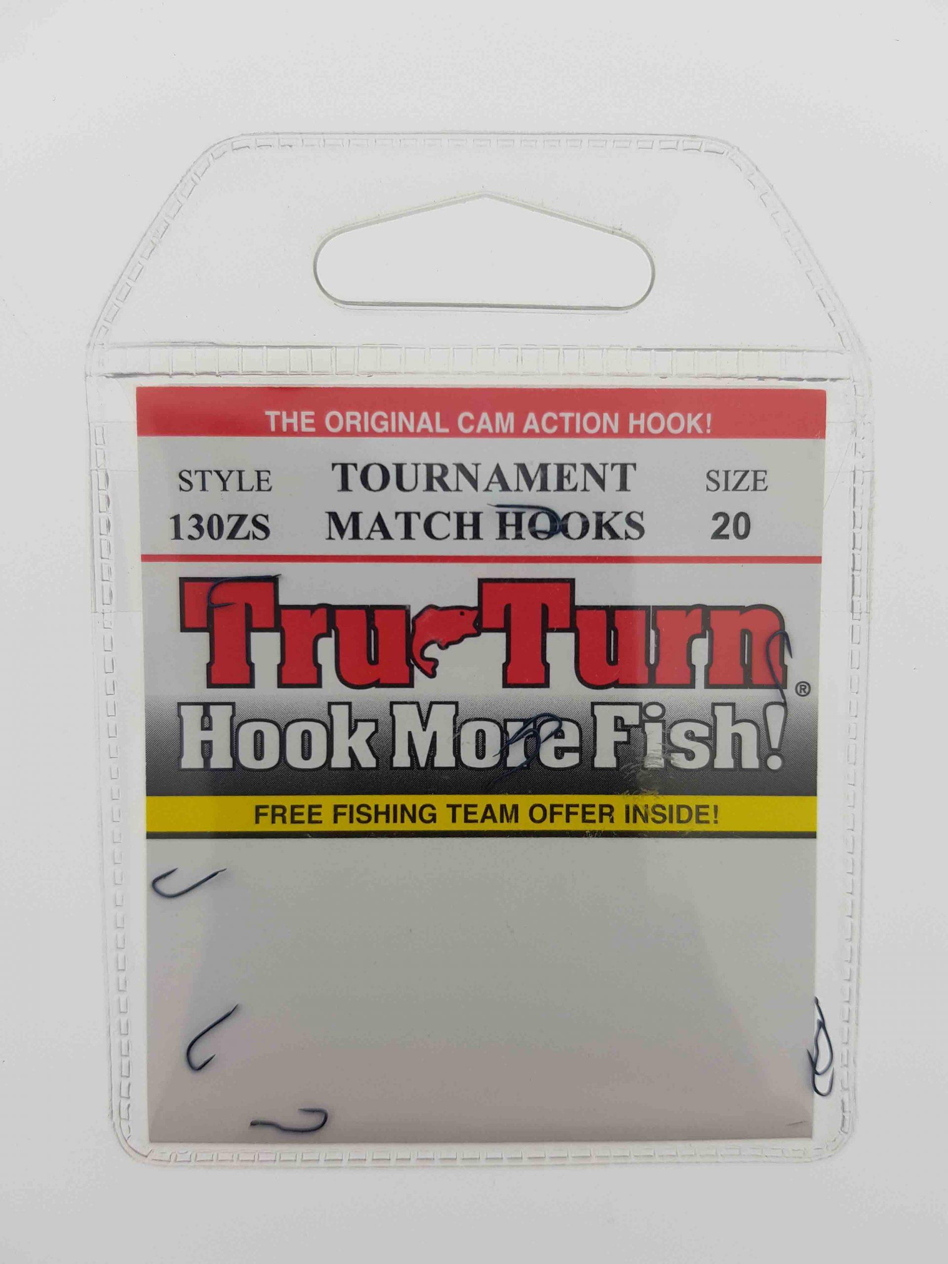 Tru Turn Tournament Match 130zs 10pcs
