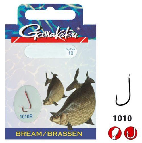 Gamakatsu Bream 1010R - Lijn lengte 100 cm