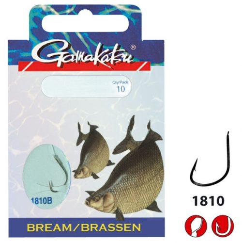 Gamakatsu Bream 1810B - Lijn lengte 75 cm