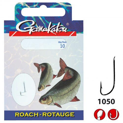 Gamakatsu Roach 1050N - Lijn lengte 45 cm
