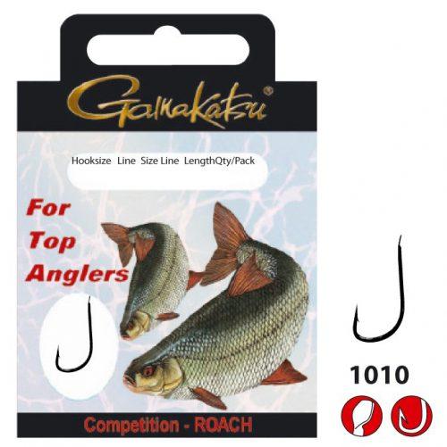 Gamakatsu Competition Roach 1010R - Lijn lengte 22 cm