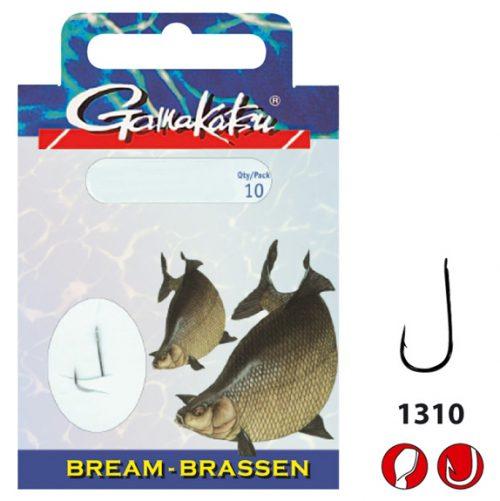 Gamakatsu Bream 1310N - Lijn lengte 45 cm