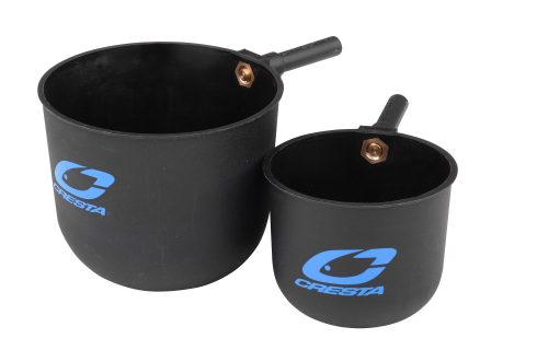4714 304 Cresta Cupping Kit Pots