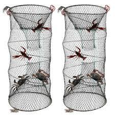 R.T. Crazyfish Trap -W/Escapeholes