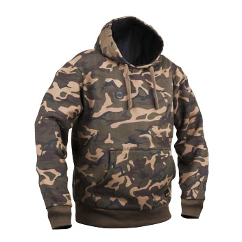 Fox Camo Lined Hoody