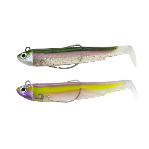 Fiiish Black Minnow 90 Double Combo 8g