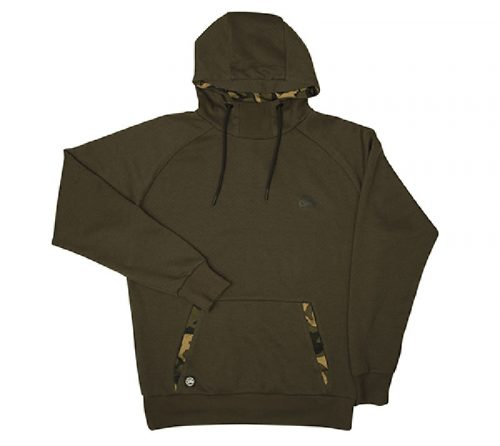 Fox Chunk Dark Khaki/Camo Pull Over Hoody