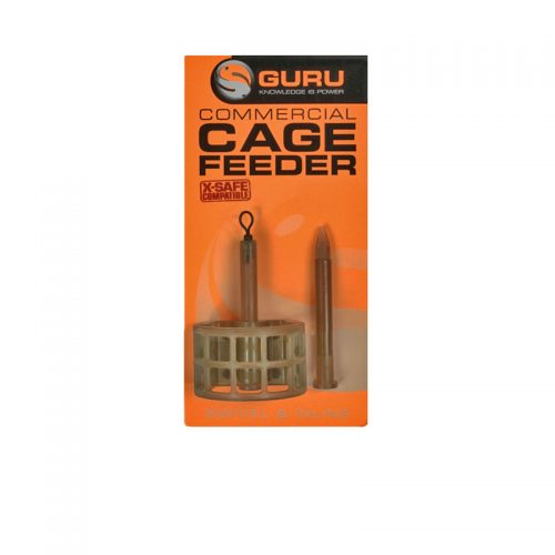 Guru Commercial Cage Feeder (X-Safe compatible)