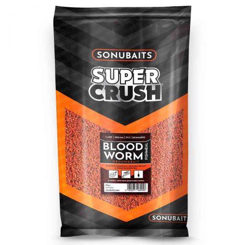 Sonubaits Bloodworm Fishmeal Groundbait 2kg