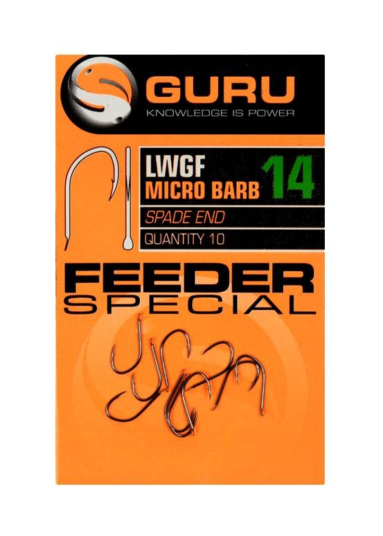 Guru LWGF Feeder Special Micro Barb
