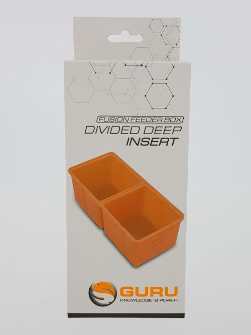 Guru Feeder Box Divided Deep Insert