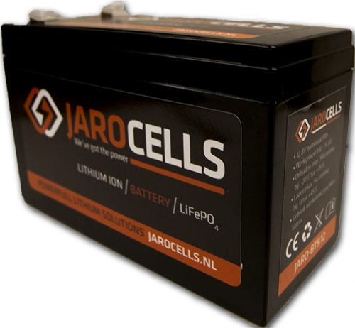 JAROCELL Bluetooth Battery Pack 12V9Ah