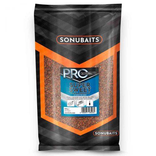 Sonubaits Groundbait Super Sweet 900 gr