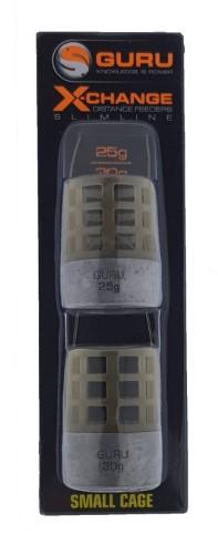 Guru X-change Slimline Distance Feedrs 25+30gr