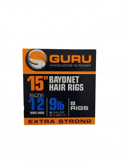 """Guru Bayonet Ready Rigs 15"""""""