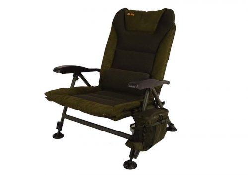 CH04 SP C-Tech Recliner Chair Low