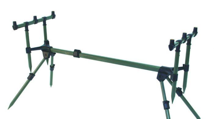Skills Rod Pod Adjustable Olive Green