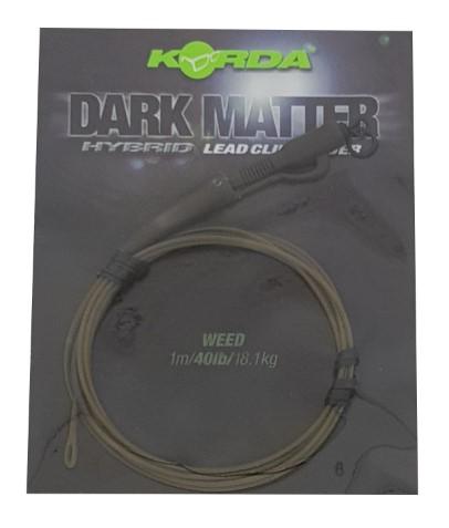 Korda Dark Matter Hybrid Lead Clip 40lbs