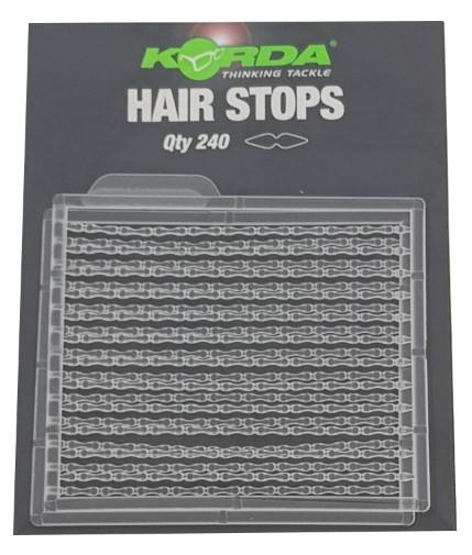 Korda Hybrid Hair Stops (240 stuks)