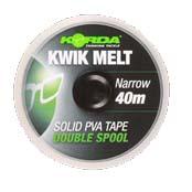 Korda Kwik-Melt Pva Tape Double Spool 5mm - 40mtr