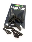 Korda Lead Clip Weed 10pcs