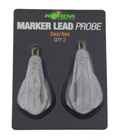 Korda Marker Lead Probe 3oz/4oz
