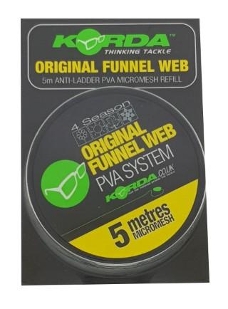 Korda Original Funnelweb Micromesh Refill