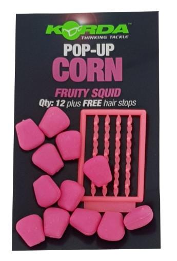 Korda Pop-Up Corn Fruity Squid Pink