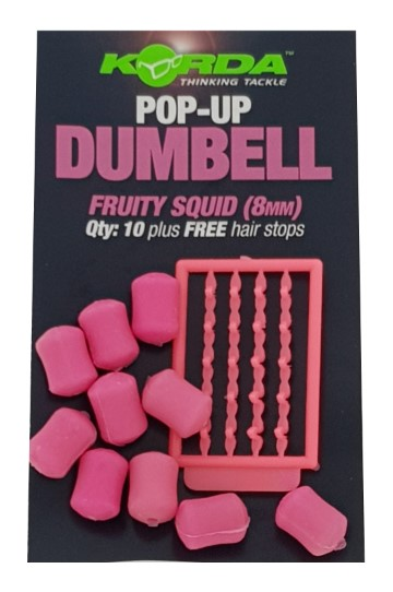 Korda Pop-Up Dumbell Fruity Squid