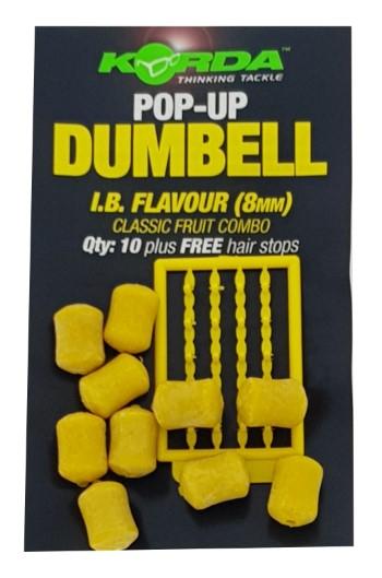 Korda Pop-Up Dumbell I.B. Flavour