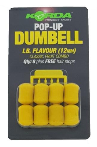 Korda Pop-Up Dumbell I.B. Flavour 12mm