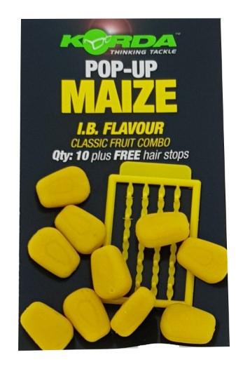 Korda Pop-Up IB Flavour Yellow