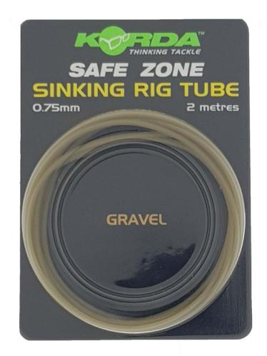Korda Sinking Rig Tube Gravel 0,75mm/2mtr
