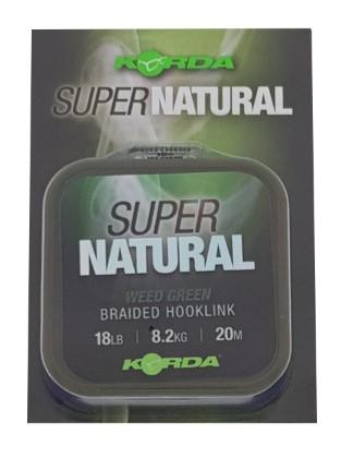 Korda Super Natural Weed Green 20m